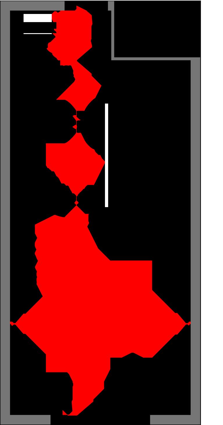Planimetria Sala A