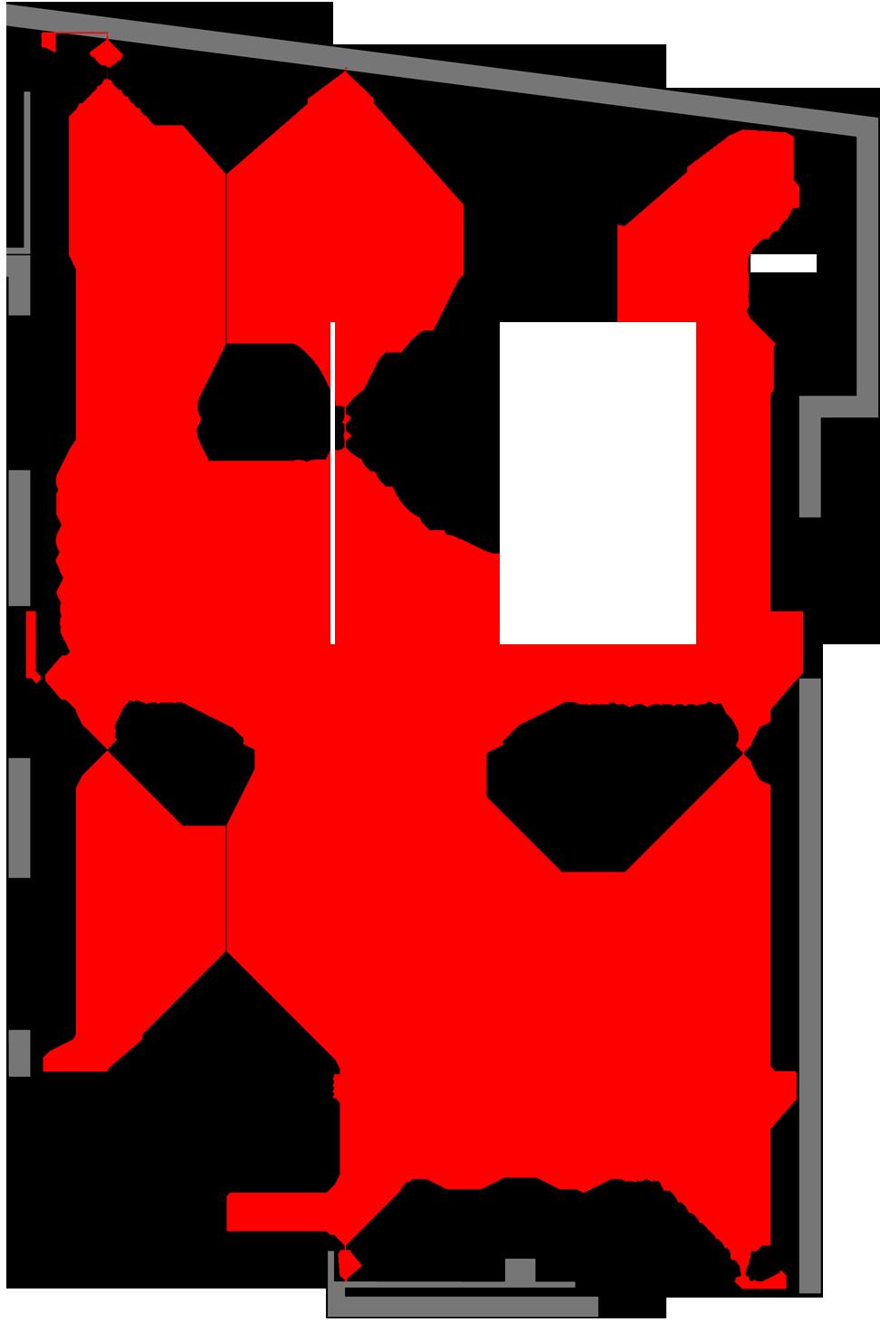 Planimetria Sala B