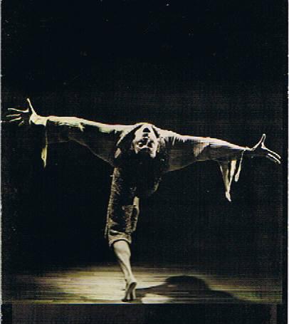 Henry Yu dance