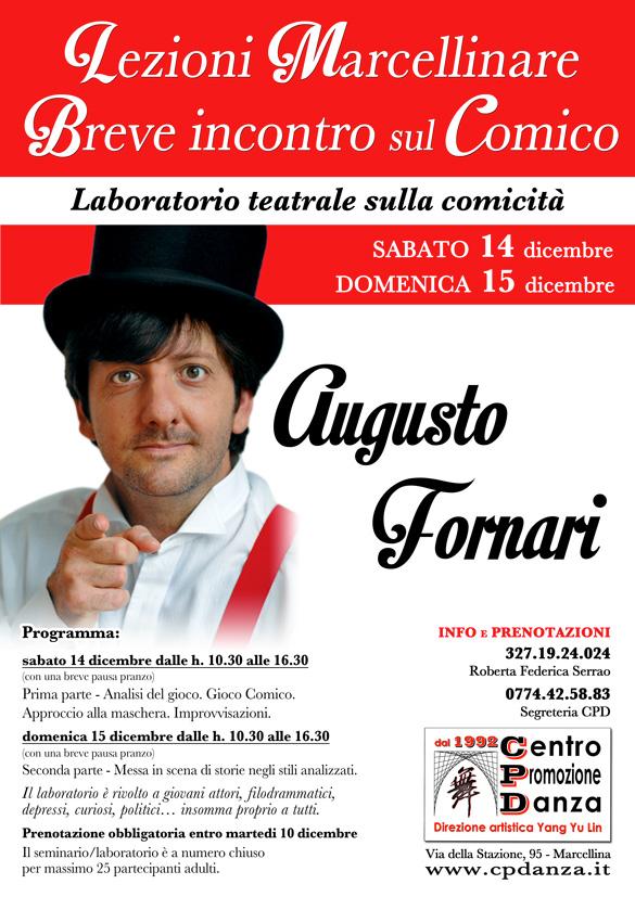 Laboratorio Augusto Fornari