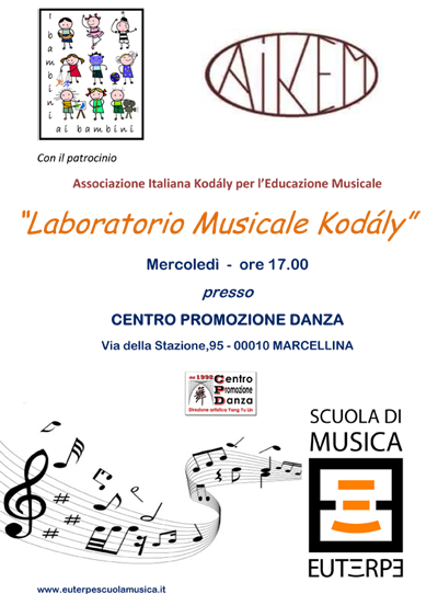 Laboratorio musicale Euterpe