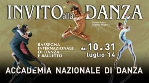Invito alla Danza banner