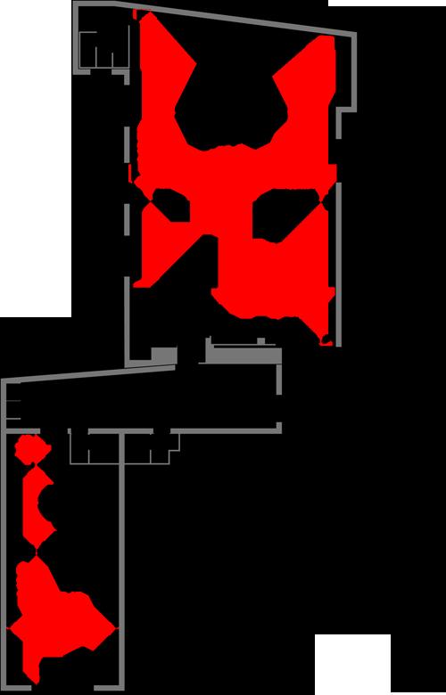 Planimetria Centro Promozione Danza