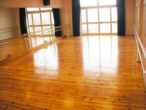 Sala A Centro Promozione Danza