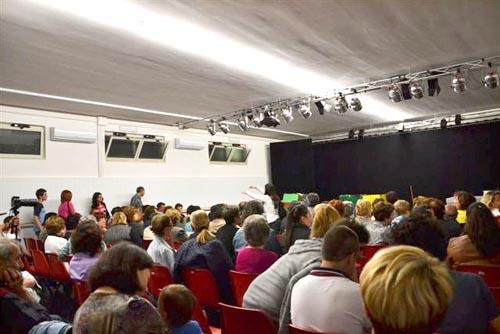 Teatro Sala B Centro Promozione Danza